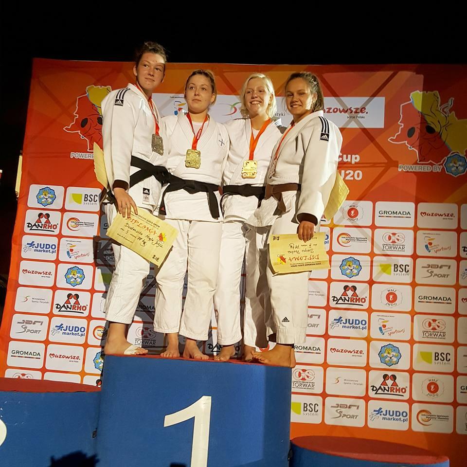 Miglė Dudėnaitė | Athlete Analyzer Judo